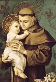 Saint Anthony of Padua (June 13th)