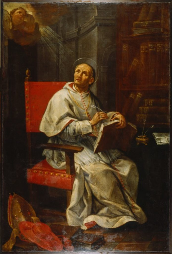 Saint Peter Damian (February 21st)