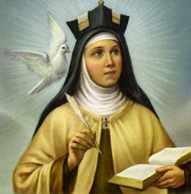 Saint Terese of Avila (October 15th)