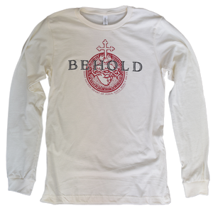BEHOLD™ Premium Long Sleeve Tee LIMITED SEASONAL SUPPLY