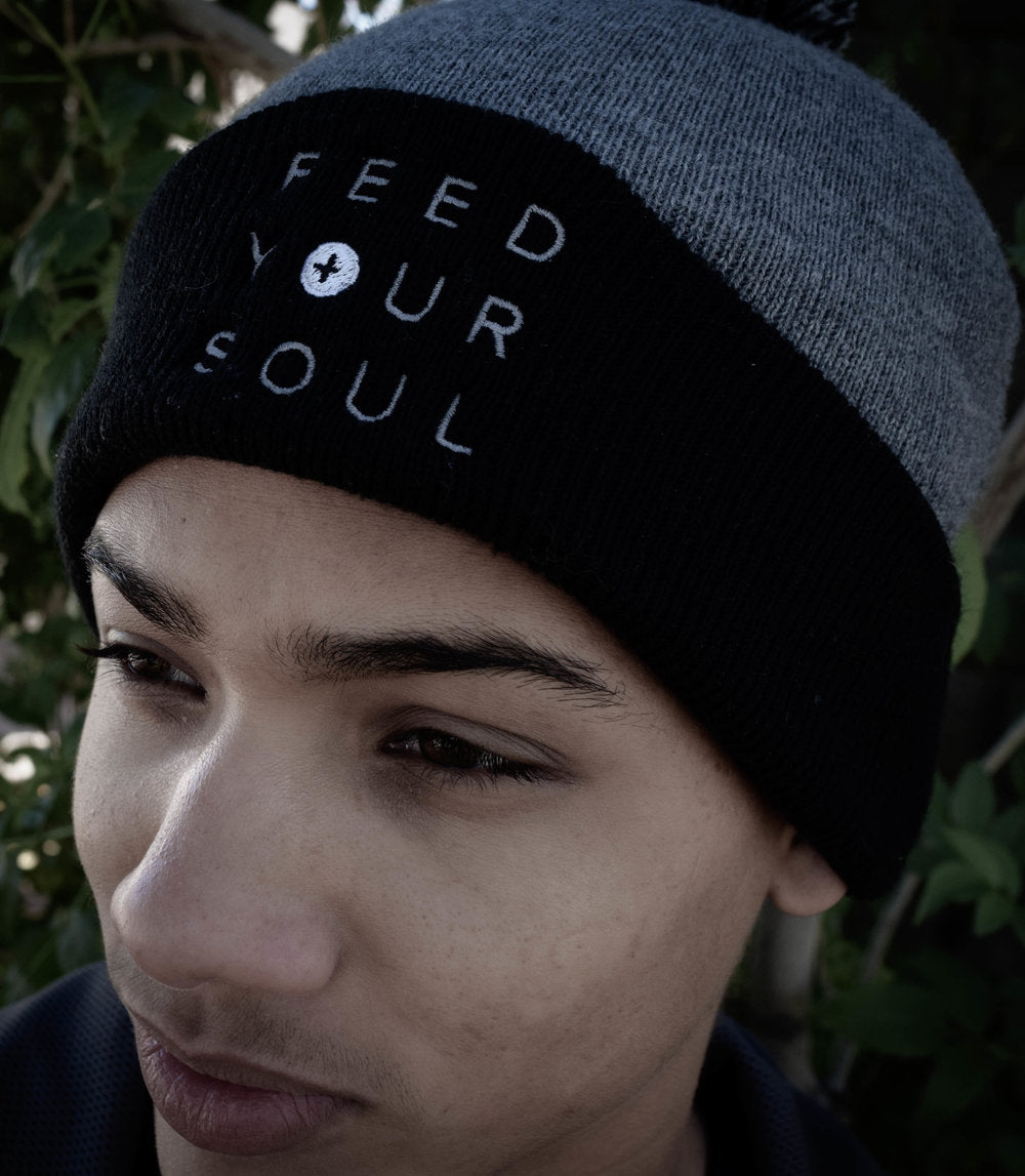 FEED YOUR SOUL Premium Beanie