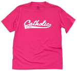 Catholic Swoosh Youth Tee