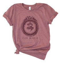 Load image into Gallery viewer, Cor Mariae Premium Tee