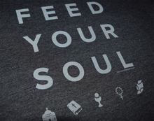 Load image into Gallery viewer, Feed Your Soul Premium Tee