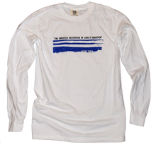 Load image into Gallery viewer, Mother Teresa Pro-Life Heavyweight Garment Dyed Premium Long Sleeve