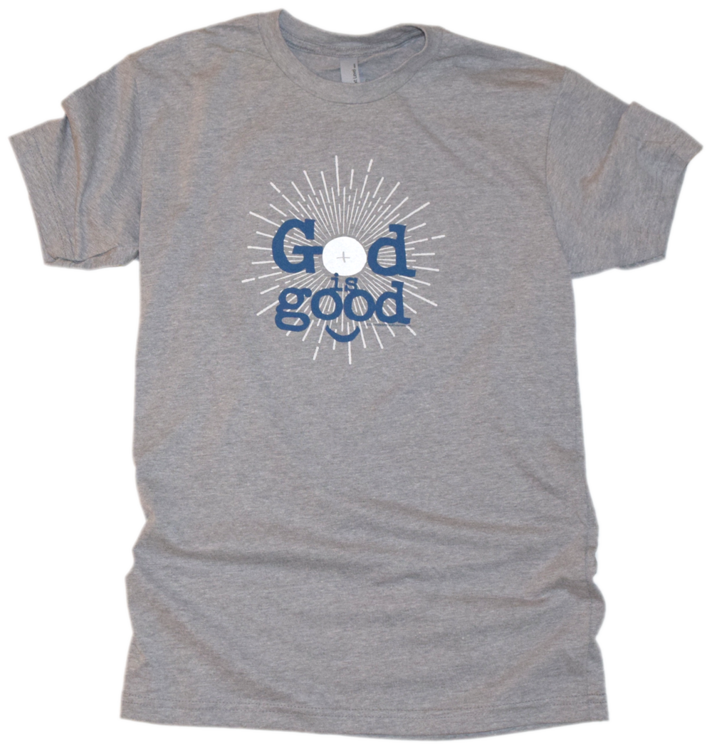 God Is Good-Eucharist-Premium Tee