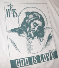 Load image into Gallery viewer, God Is Love - John 3:16 Premium Tee