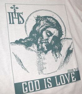 God Is Love - John 3:16 Premium Tee
