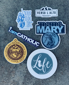 Totally Catholic Sticker Bundle