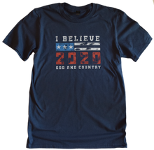 Load image into Gallery viewer, I Believe 2020 Premium Tee