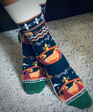 Load image into Gallery viewer, Christmas Nativity Premium Socks
