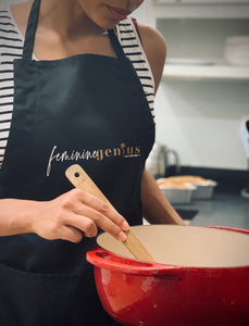 Feminine Genius Adjustable Apron