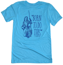 Load image into Gallery viewer, Saint Joan of Arc Premium Tri-Blend Tee