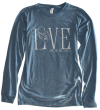 Load image into Gallery viewer, LOVE-Pro Life Tri-Blend Premium Long Sleeve Tee, LIMITED SEASONAL SUPPLY