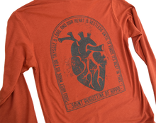 Load image into Gallery viewer, Restless Heart Premium Tri-blend Long Sleeve Tee