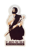 Load image into Gallery viewer, Saint Joseph Premium Sticker