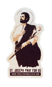 Saint Joseph Premium Sticker