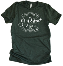 Load image into Gallery viewer, Vintage St. Patrick Premium Tee