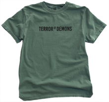 Load image into Gallery viewer, Saint Joseph - Terror of Demons Heavyweight Garment Dyed Tee
