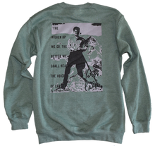 Load image into Gallery viewer, Verso L'Alto - Premium Crew Sweatshirt