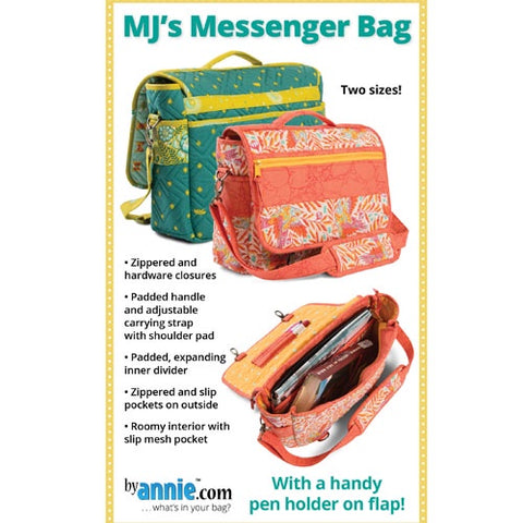 MJ's Messenger Bag