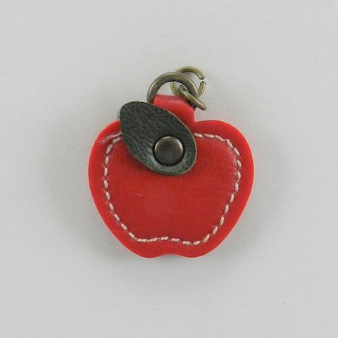 Inazuma Zipper Pull - Red Apple