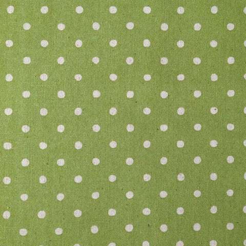 Sevenberry Green Linen Spot