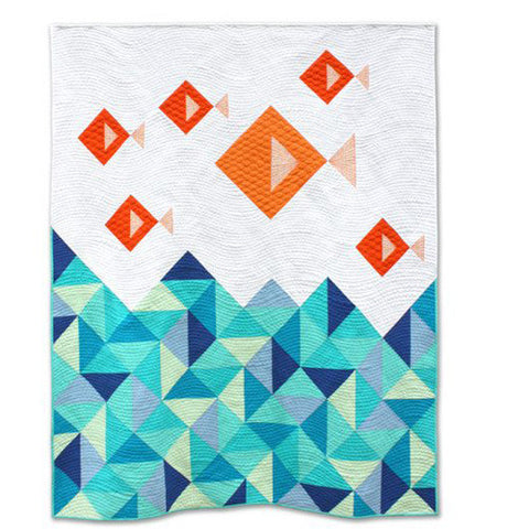 Little Fishies Quilt