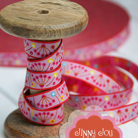 Dandy Dance Pink Ribbon