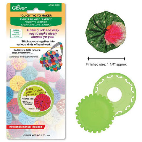 Clover Yo-Yo Maker Small