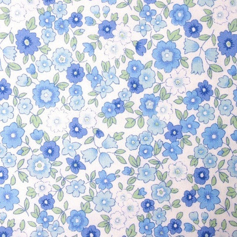 Pretty in Blue Floral