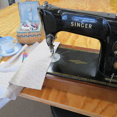 Sew Social - A Sewing Workshop Saturday 31 August