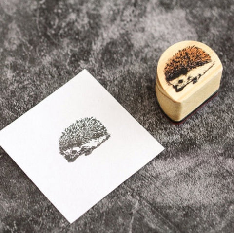 Hedgehog Stamp