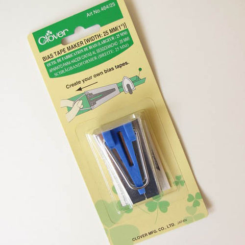 Clover Bias Tape Maker 25 mm
