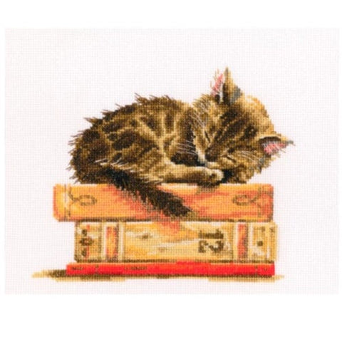 Cat's Dream Cross Stitch Kit