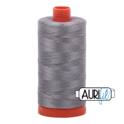 Aurifil Cotton Mako 2625 Arctic Ice 50wt