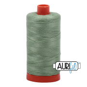 Aurifil Cotton Mako 2840 Loden Green 50wt