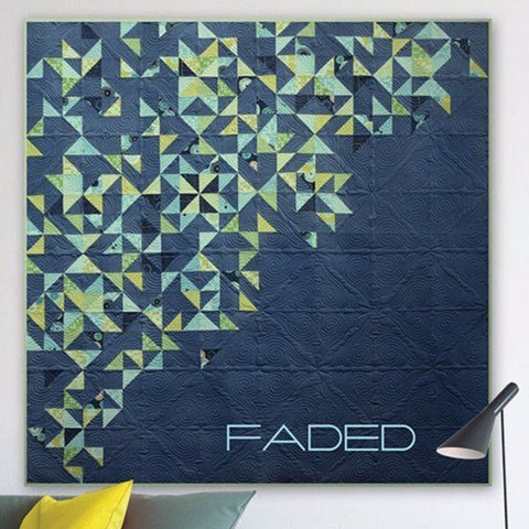 Faded Quilt Pattern by Zen Chic