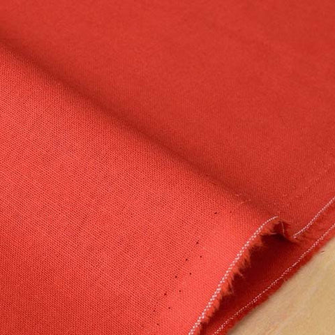 Tayutou Linen In Red