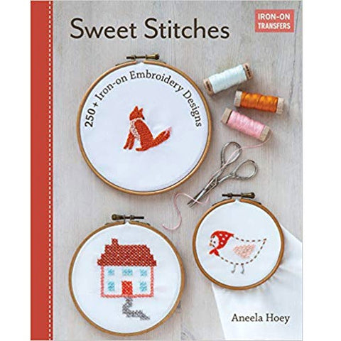 Sweet Stitches by Aneela Hoey