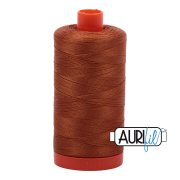 Aurifil Cotton Mako 2155 Cinnamon 50 wt