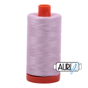 Aurifil Cotton Mako 2510 Light Lilac 50 wt