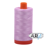 Aurifil Cotton Mako 2515 Light Orchid 50 wt