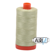 Aurifil Cotton Mako 2886 Light Avocado 50 wt