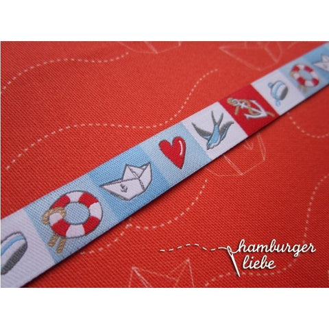 Sailor Ahoy Ribbon
