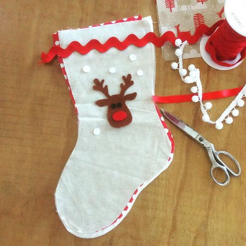 Christmas Stocking Class Saturday 11 November