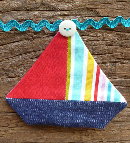 Regatta Sailboat Bunting
