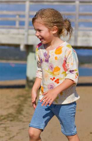 Mini Shearwater Kaftan - Little