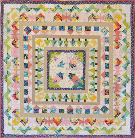 About Town Quilt