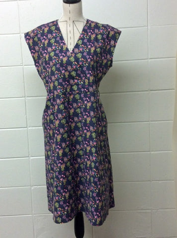 Mock Wrap Dress Class 10 and 17 July